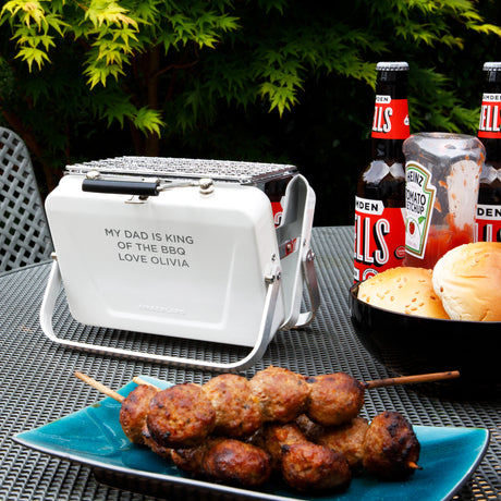 Personalised Father's Day Garden BBQ