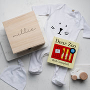 Personalised Luxury Baby Gift Box Set