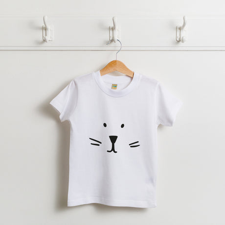 Children's Bunny Easter T Shirt