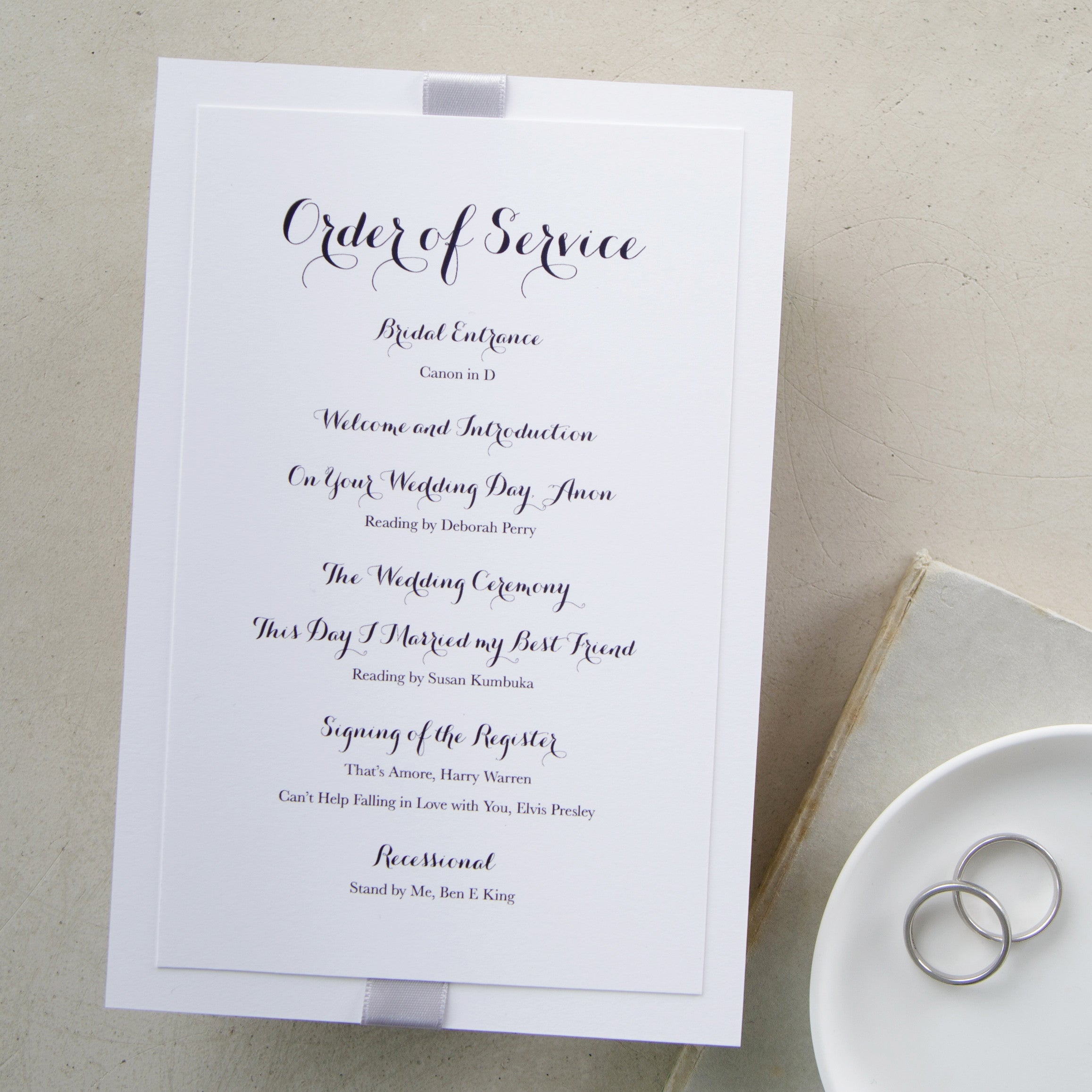 Elegance Wedding Invitation | Twenty-Seven