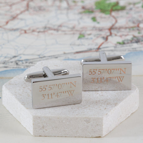 Personalised Engraved Cufflinks