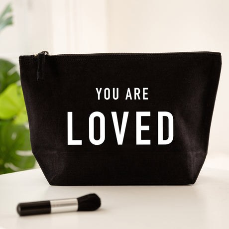 You Are Loved Mother's Day Make Up Bag
