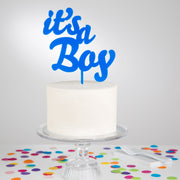 It's A Girl Or Boy Cake Topper
