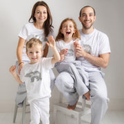 Personalised Family Polar Bear Pyjamas
