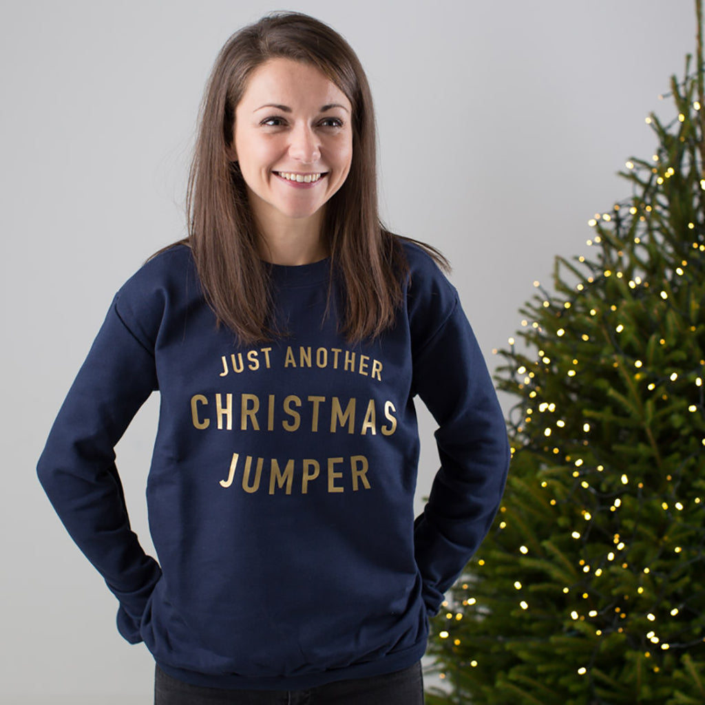 Just Another Christmas Jumper