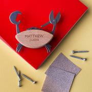 Personalised Father's Day Crab Multi Tool Kit