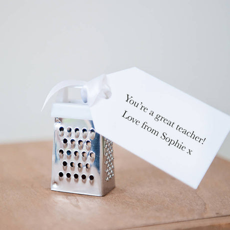 You're Great Teacher Gift Mini Grater