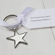 You've Passed! Exam Success Star Keyring