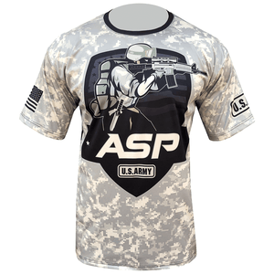 ASP Home of the Brave Series Short Sleeves (4 COLORS)