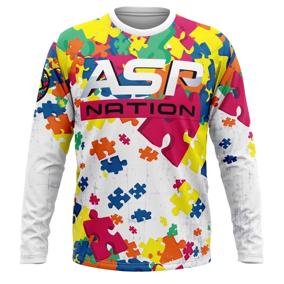 ASP Autism Series Long Sleeves (3 COLORS)