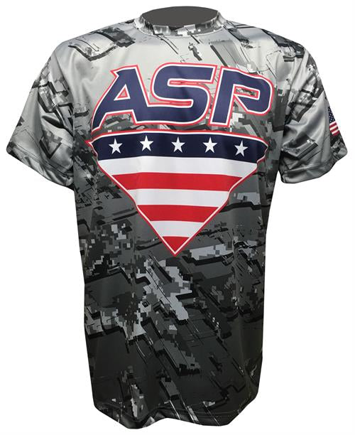 ASP Border Battle Series Short Sleeves (2 COLORS)