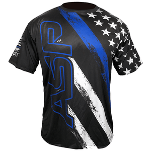 ASP Thin Blue Line Short Sleeve