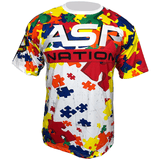 ASP Autism Series Short Sleeves (3 COLORS)