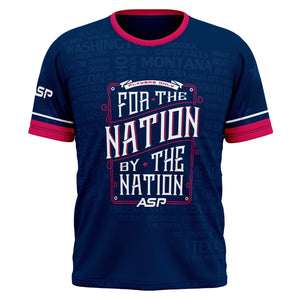 ASP For The Nation Short Sleeve