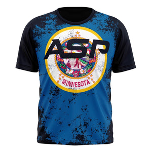 ASP State Pride Minnesota Short Sleeve (2 COLORS)