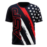ASP Thin Red Line Series Short Sleeve