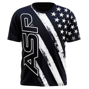 ASP White Line Series Short Sleeve