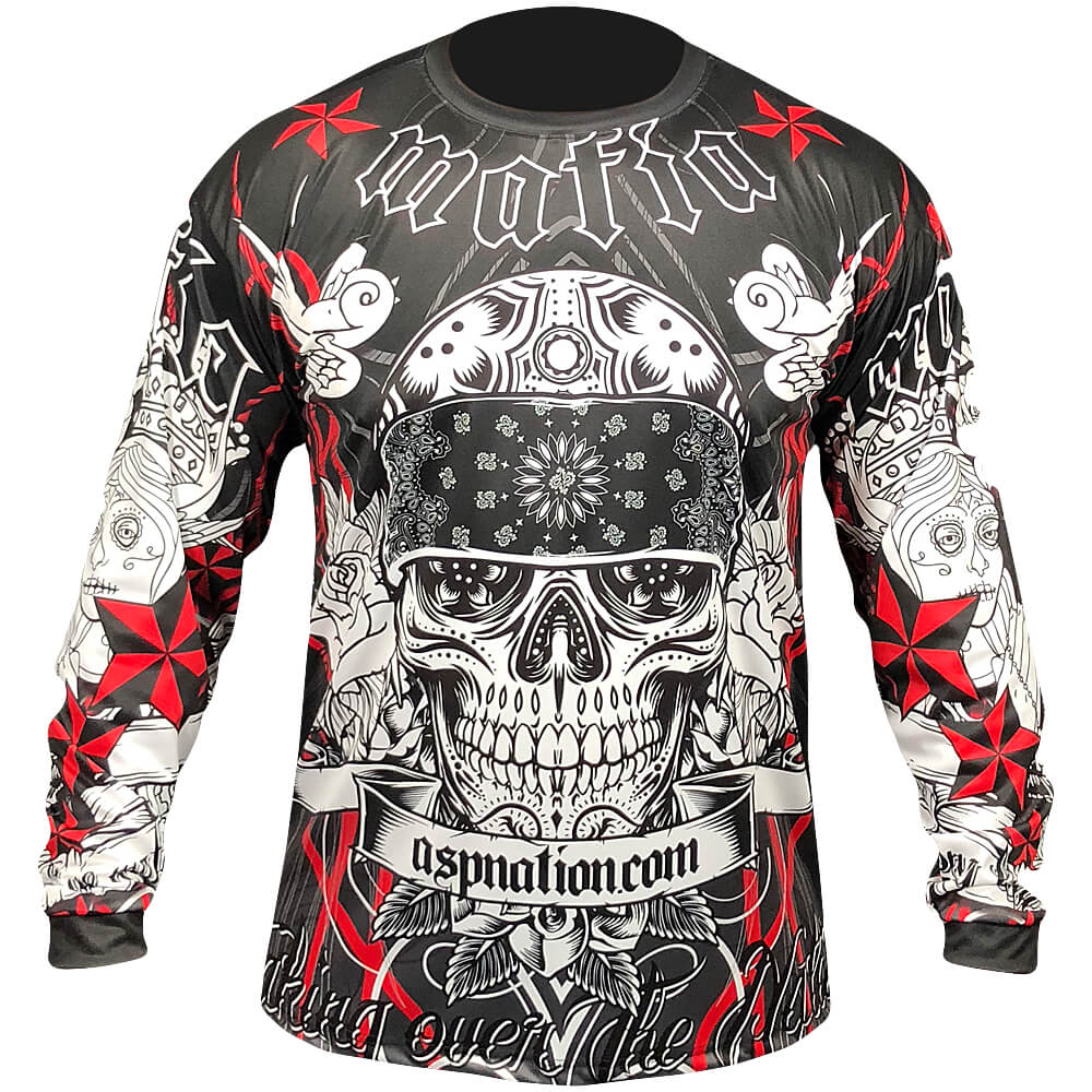 ASP Mafia Two Long Sleeve