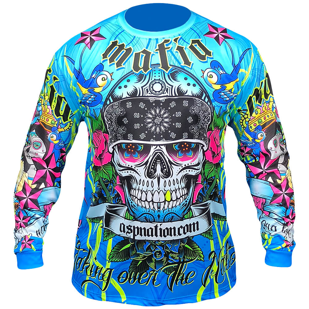 ASP Mafia Four Long Sleeve