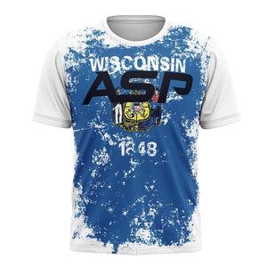 ASP State Pride Wisconsin Short Sleeve (2 COLORS)