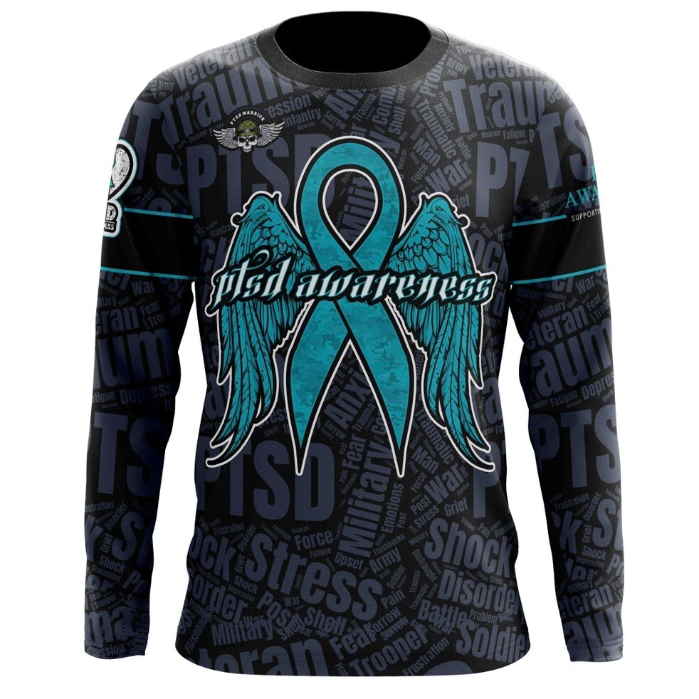 ASP PTSD Long Sleeve