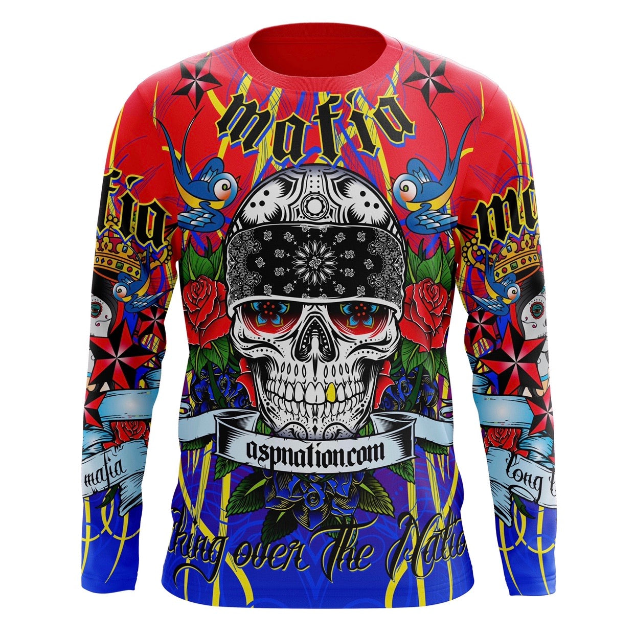 ASP Mafia Nine Long Sleeve