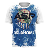 ASP State Pride Oklahoma Short Sleeve (2 COLORS)