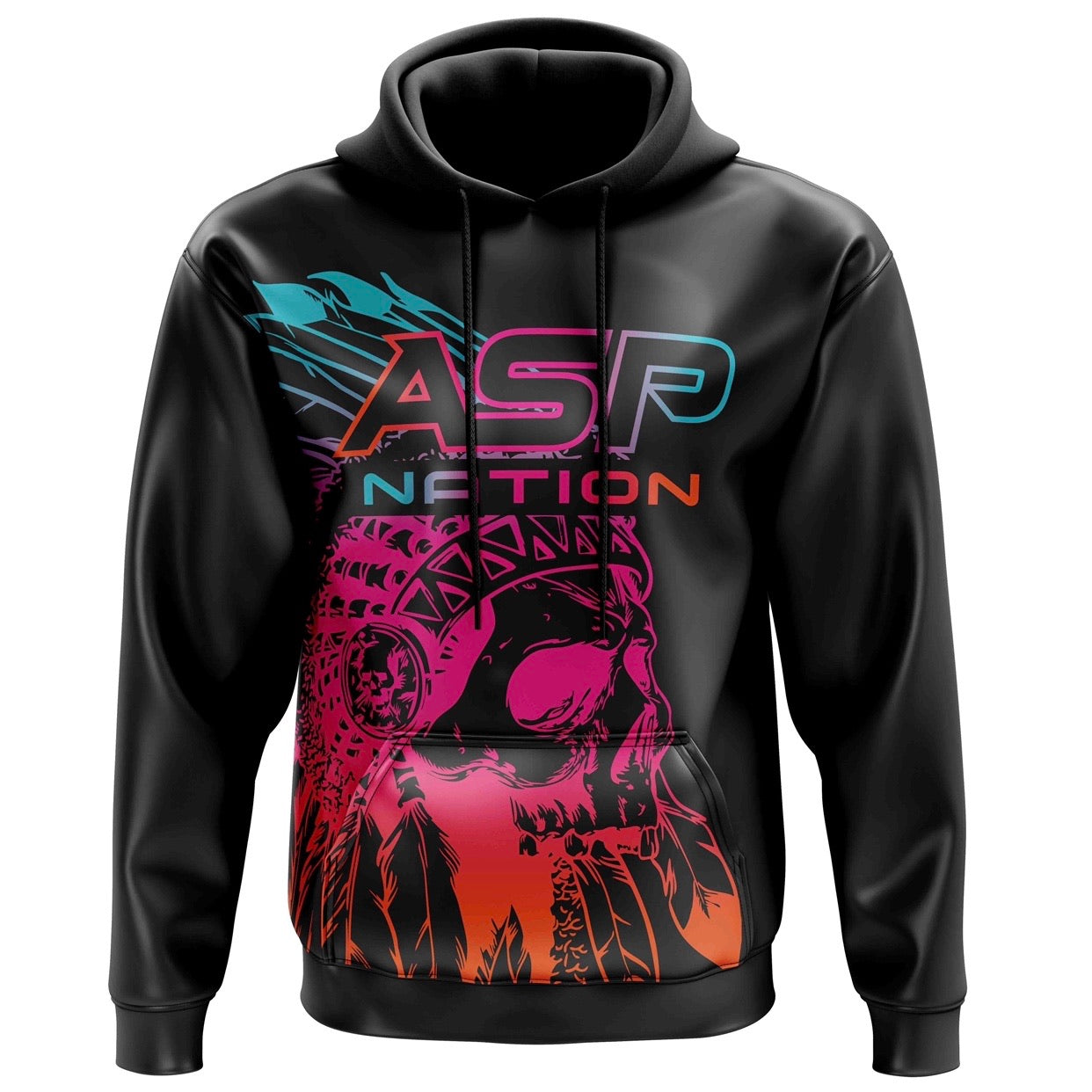ASP Tribe Nation Series Hoodies (5 COLORS)