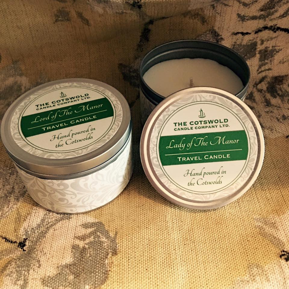 The Cotswold Candle Company Candles
