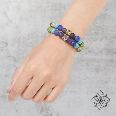 The Over-the-Rainbow Bracelet