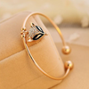 The Golden Fox Bangle