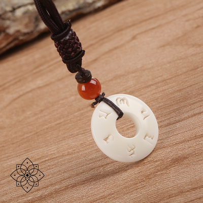 Ethnic tagua nut pendant necklace myth of eastern ethnic tagua nut pendant necklace aloadofball Gallery