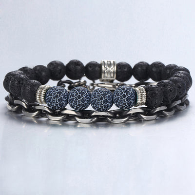 Top-Notch Style Set 2 bracelets