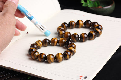 Exotic Power Tiger's eye Stone Bracelet