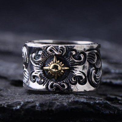 Belenus Sun God Ring