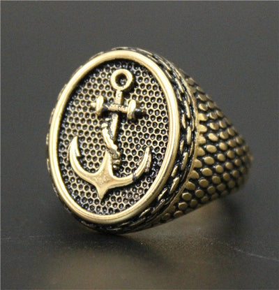 Straight Anchor Ring