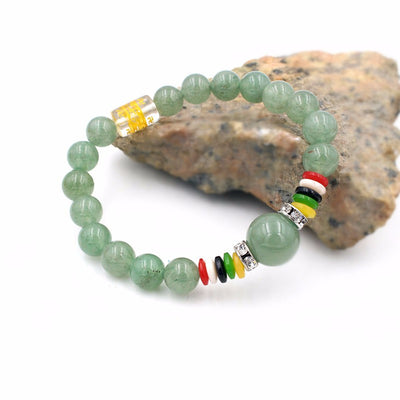 Lucky Gemstone Bracelet