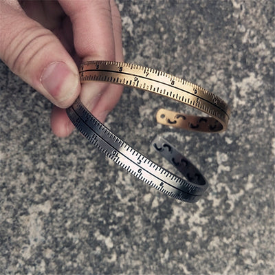 Raw and Real Titanium Bracelet