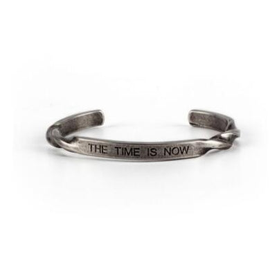 THE TIME IS NOW – The Bangle