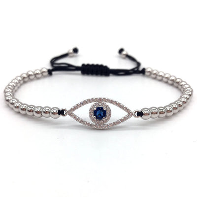 The Sparkling Eye Bracelet