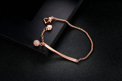 Happiness Rose gold Bracelet