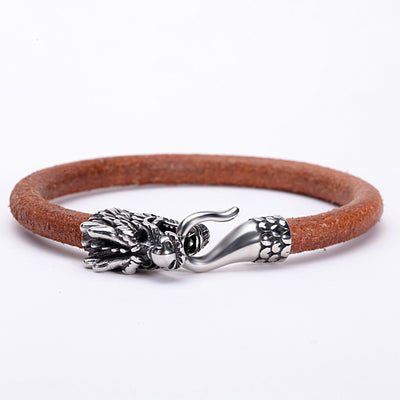 Power And Status Dragon Bracelet