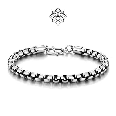 SHOWY HEAVY BRACELET
