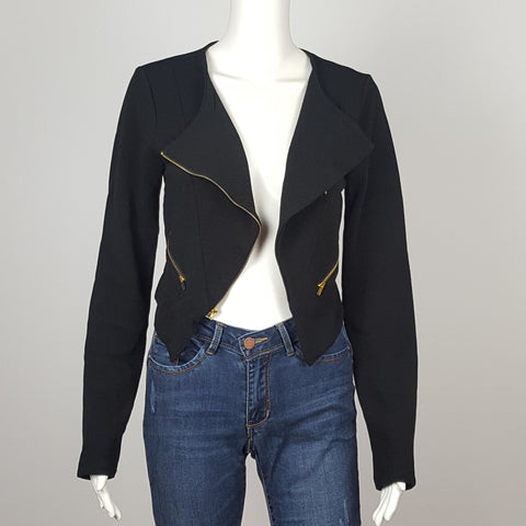 Women's blazer black