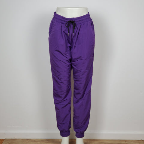 Women's Purple Jogger Pants