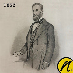 Georg Hermann von Meyer (1815 – 1892) toefreedom