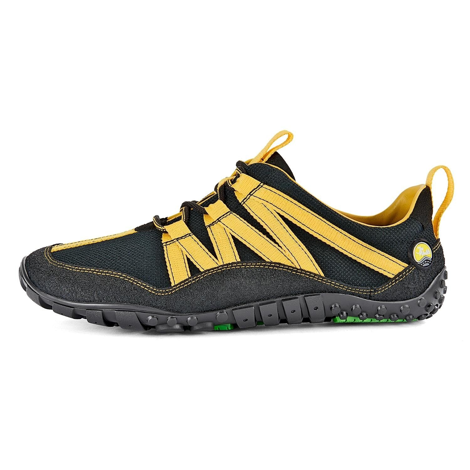 nimbleToes Trail p black/yellow