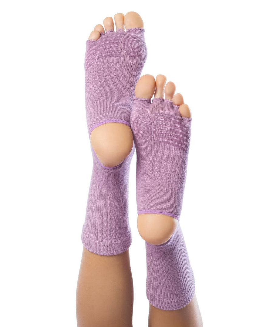 Yoga Flow Toe Socks