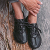 nimbleToes leather d black