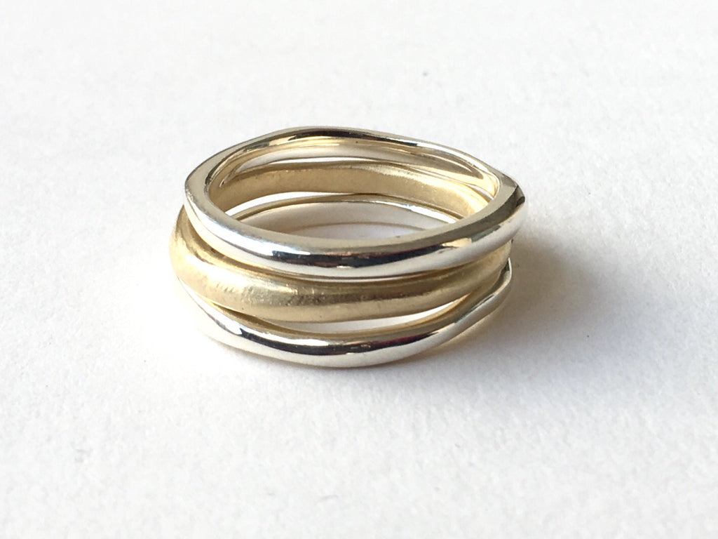 Anika Stacking Ring